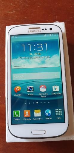 Samsung Galaxy S3 Lte Gt I9305 Bialy 9546076103 Sklep Internetowy Agd Rtv Telefony Laptopy Allegro Pl