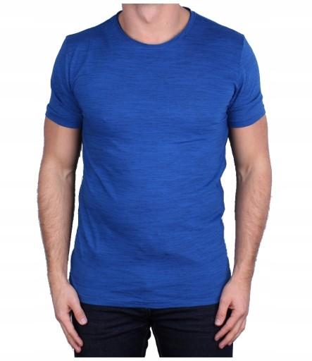 NIEBIESKA KOSZULKA Only Sons T-SHIRT MĘSKI NOWY L 10503042870 Odzież Męska T-shirty DX OLNCDX-2