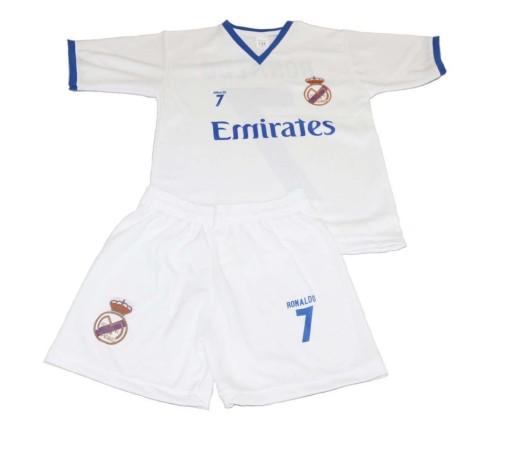 Komplet piłkarski Reda Real Madryt Ronaldo 7 r152