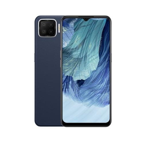 Smartfon OPPO A73 4GB 128GB AMOLED NFC Granatowy