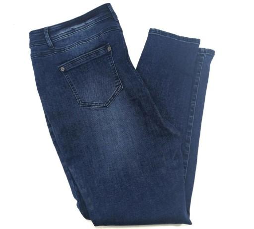 KLASYCZNE MĘSKIE JEANSY FIND 9829997121 Odzież Męska Spodnie PE XEPHPE-7