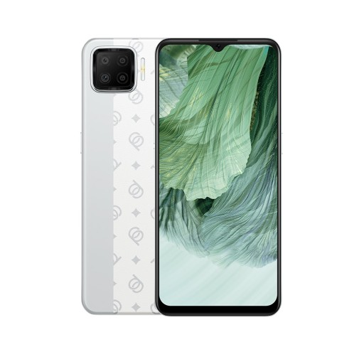 Smartfon OPPO A73 4GB 128GB AMOLED NFC Biały