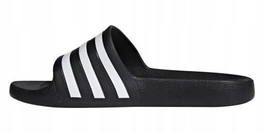 specjalne do butów kup tanio hurtownia online 43 PROMOCJA! MĘSKIE KLAPKI ADIDAS CZARNE WYGODNE