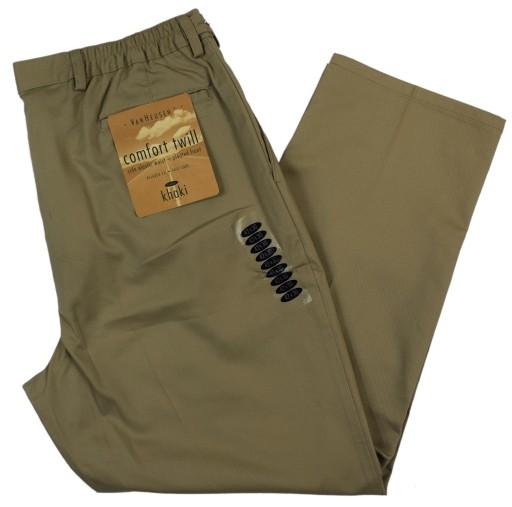 Duże Spodnie Van Heusen z USA R42 Pas102cm C121 9814924859 Odzież Męska Spodnie VO TOJPVO-7