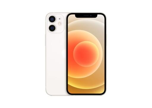 Smartfon Apple iPhone 12 mini 4 GB / 128 GB biały