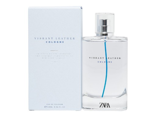 zara vibrant leather cologne