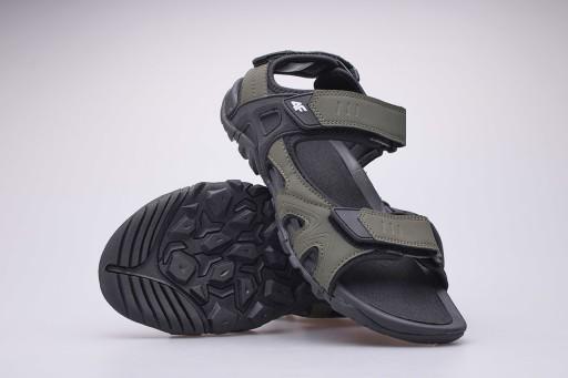 Sandały męskie 4F H4L20-SAM002-43S R. 40=25,5CM 9320540878 Obuwie Męskie Męskie NZ LBQXNZ-3