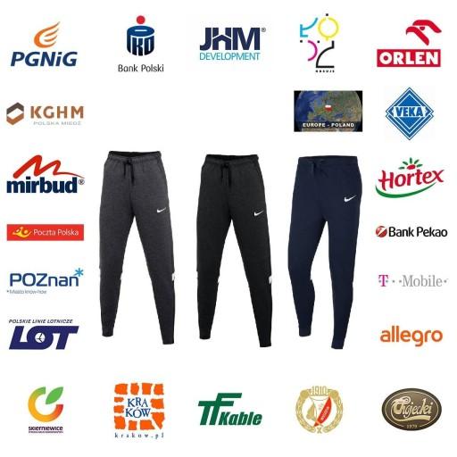 Spodnie Nike Strike 21 Fleece L 10419554548 Odzież Męska Spodnie TQ JCKRTQ-7