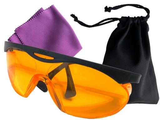 Okulary blokujące niebieskie światło Uvex Skyper