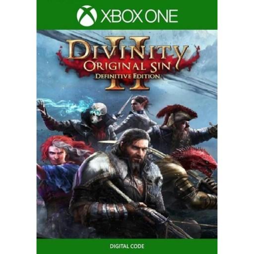 Divinity Original Sin Ii 2 Definitive Edition Xone 79 90 Zl Stan Nowy 9657152193 Allegro Pl