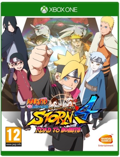 Naruto SUNS 4 + RTB Nowa Gra Xbox One Series X PL