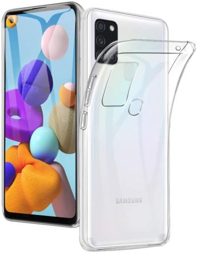 Etui Slim Case 1 0 Mm Szklo Do Samsung Galaxy A21s 9413082903 Sklep Internetowy Agd Rtv Telefony Laptopy Allegro Pl