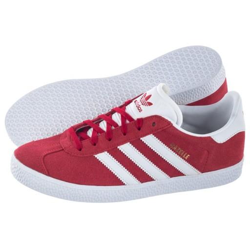 adidas gazelle damskie czerwone allegro