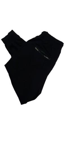 SPODNIE SSG JOGGERY CHINO CZARNE M.3 XL 10772446322 Odzież Męska Spodnie NB CWJENB-7
