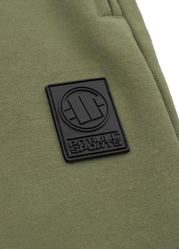 Szorty dresowe Clanton Pit Bull (M) Zielone 10619531822 Odzież Męska Spodenki RU ITXBRU-1