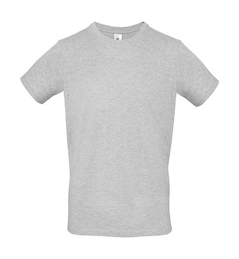 KOSZULKA T-SHIRT B&C #E150 RING SPUN ash XXL 10482125078 Odzież Męska T-shirty CH JIPVCH-7