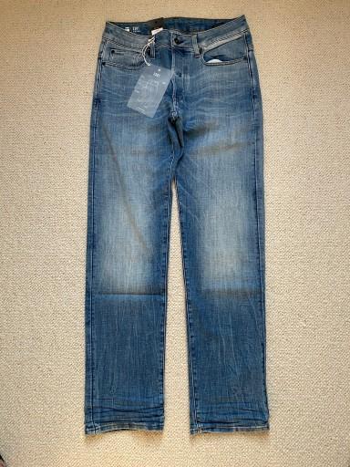 Spodnie firmy G-Star Raw model 3301rozm.31/34 10205085190 Odzież Męska Jeansy PD HRZBPD-4