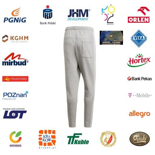 Spodnie adidas Must Haves Tapared M XL 9857494063 Odzież Męska Spodnie HZ RGEWHZ-2