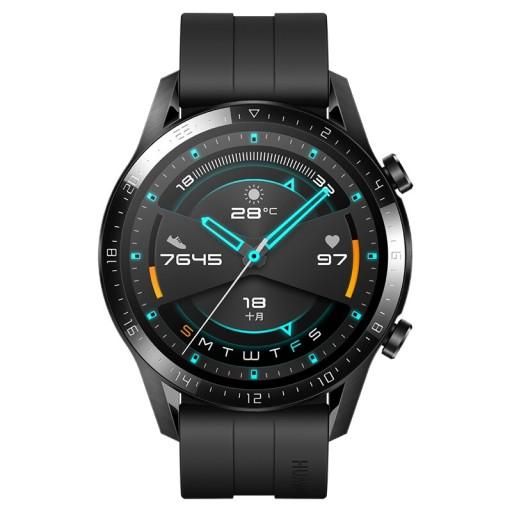 Smartwatch Huawei GT 2 Sport GPS 46MM czarny