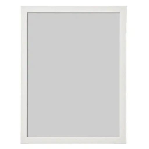 Ramka na zdjęcia 30x40 IKEA FISKBO biała A3 24h