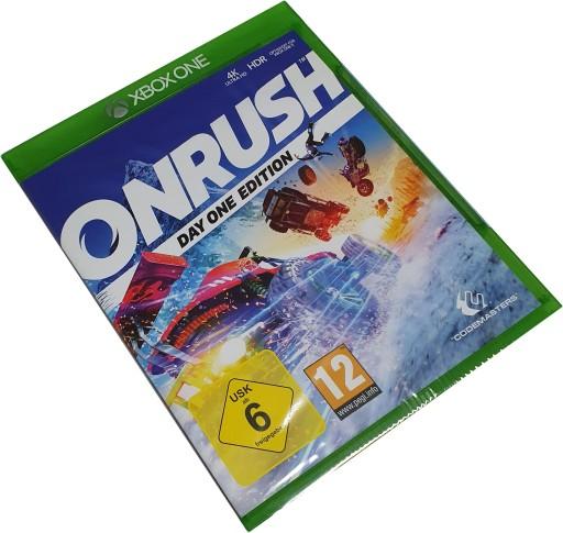 ONRUSH / XBOX ONE / PL DUBBING / WYŚCIGI