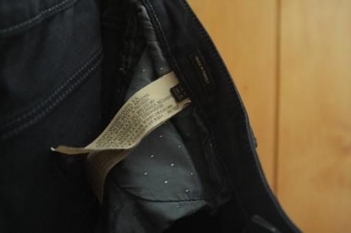 spodnie Massimo Dutti w jeansowym stylu slim fit M 10139915937 Odzież Męska Spodnie XE PMNZXE-6