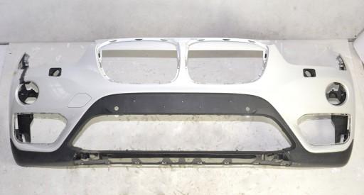 BMW X1 F48 zderzak przód przedni kolor A96