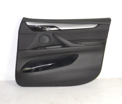 BMW X5 F15 tapicerka boczek drzwi przód prawy