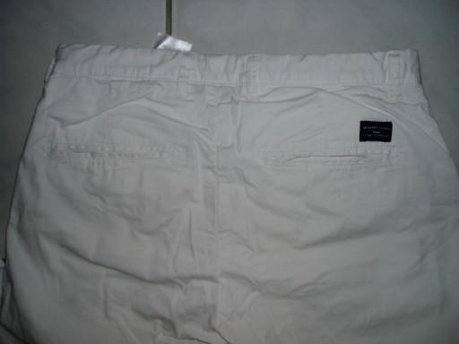 SELECTED - bawełniane spodnie typu chino/W32 L32 10748373981 Odzież Męska Spodnie WF VUJBWF-2