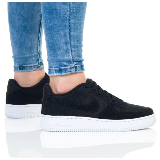 BUTY NIKE DAMSKIE AIR FORCE 1-1 (GS) BQ6979-001