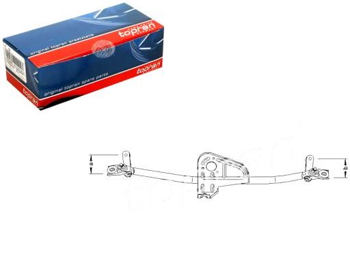 VARIKLIS STIKLO VALYTUVU AUDI A4 2.8 QUATTRO (8D2. B5)