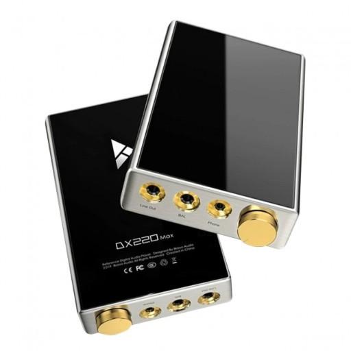iBasso DX220 MAX 2x ES9028PRO Wzmacniacz Klasy A