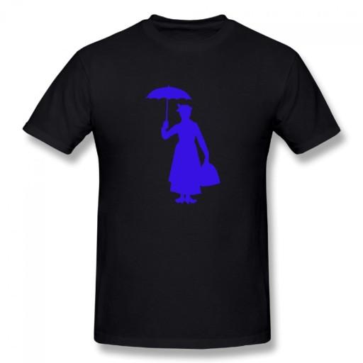 mary poppins meski podkoszulek t-shirt 10690088628 Odzież Męska T-shirty CN YXMJCN-2