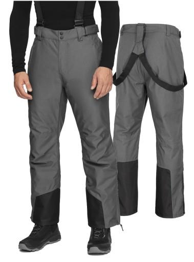 Meskie Spodnie Narciarskie 4f Z20 Spmn001 24m Xl 9861515421 Allegro Pl