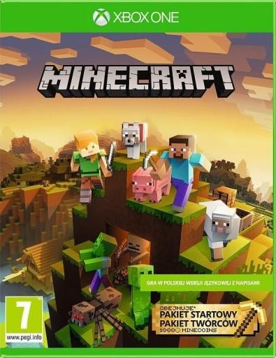Gra Xbox One Minecraft Master Collection 198 Zl Stan Nowy Gra Akcji 9121969571 Allegro Pl
