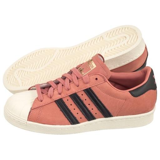 buty adidas superstar damskie różowe