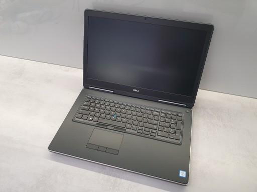 Dell Precision 7720 i7 16GB P3000 512 SSD + 1TB