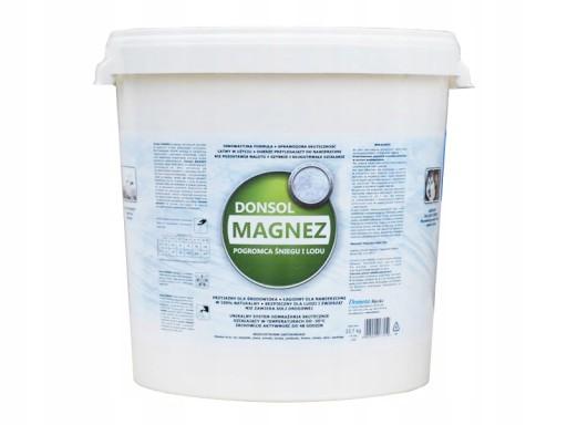 Donsol MAGNEZ 22,7 kg paleta zielony super antylód
