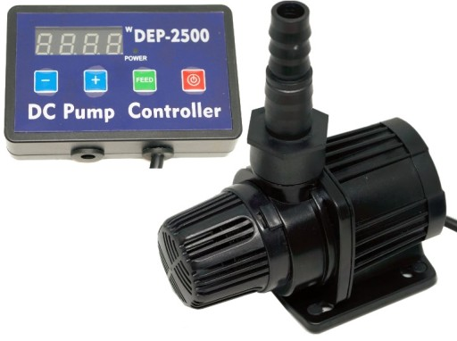Pompa Obiegowa Do Akwarium DEP-2500l/h z Regulacją