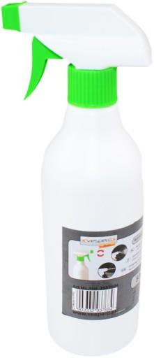 Butelka ze spryskiwaczem atomizerem pusta 500 ml