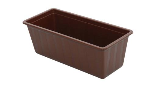 Donica Skrzynka Balkonowa Agro Wsad Plastik 40 Cm 9321868872 Allegro Pl
