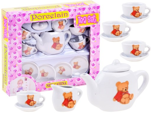 porcelanowe FILIŻANKI. Serwis do kawy i herbaty