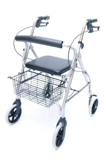 Balkonik chodzik rehabilitacyjny Wheelie ECO 882