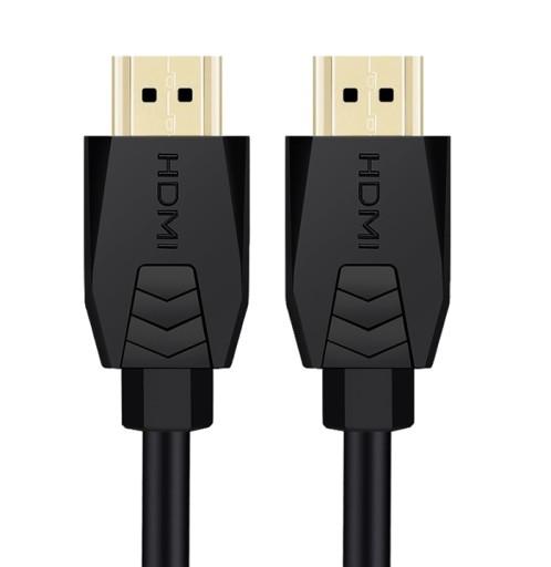 Kabel HDMI 2.0 High Speed 4k UHD 3d 48bit MIEDŹ 3m