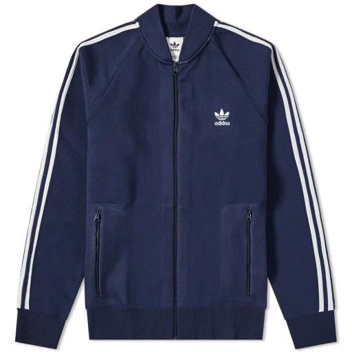 ADIDAS ORIGINALS BLUZA MĘSKA BF KNIT TT DH5755 XL 9983771845 Bluzy Męskie Bluzy CW RYGLCW-6