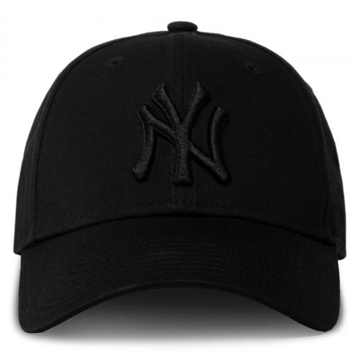 Czapka New Era New York Yankees 9forty Ny Czarna 9433493997 Allegro Pl