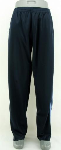 -L- SPODNIE DRESOWE ŚLISKIE Q0084K GRANAT 1- 10733029908 Odzież Męska Spodnie NS ONLNNS-8