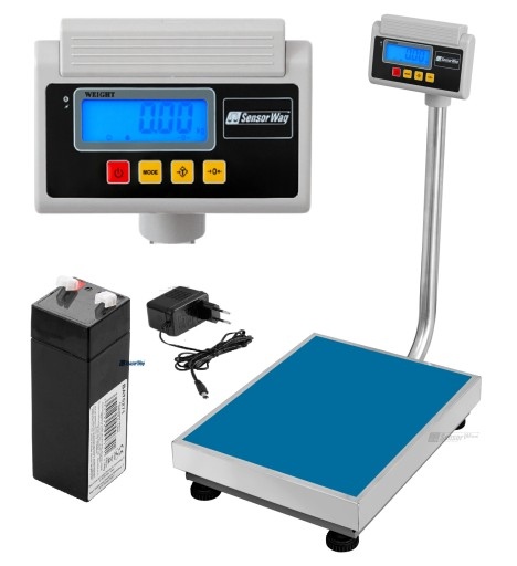 Waga Elektroniczna Magazynowa Sklepowa 150kg 40x50 9626512552 Allegro Pl