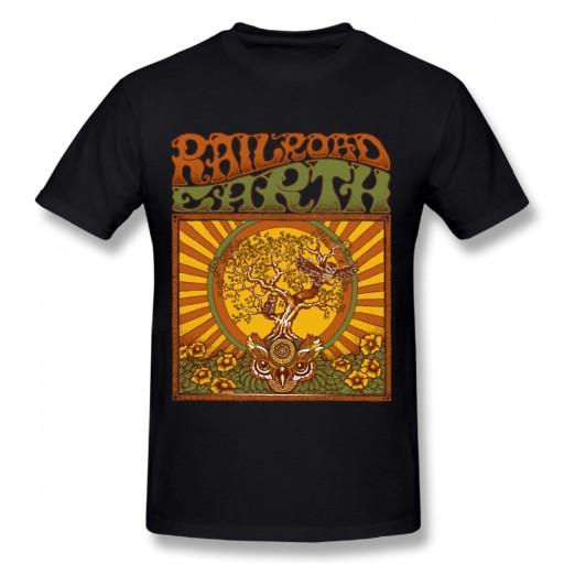 Railroad Earth meski podkoszulek t-shirt 10675941060 Odzież Męska T-shirty BN RBZYBN-8
