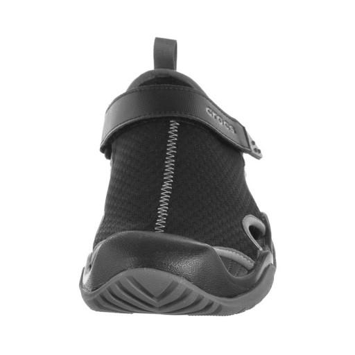 Sandały Męskie Crocs Swiftwater Mesh Deck Sandal 10533575613 Obuwie Męskie Męskie NT VRJYNT-4